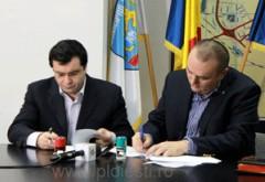 Primăria a semnat contractul pentru Hipodromul Ploiesti