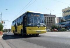 Cum vor circula autobuzele de 1 Decembrie