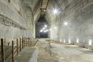 Ce se întâmplă cu liftul pentru turişti din Salina Slănic, după ce anul trecut a căzut în gol