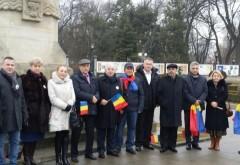 Mircea Cosma, în vizită la Chişinău cu ocazia festivităţilor dedicate Unirii Principatelor Române
