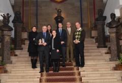Mircea Cosma a primit vizita unei delegaţii a Băncii Mondiale