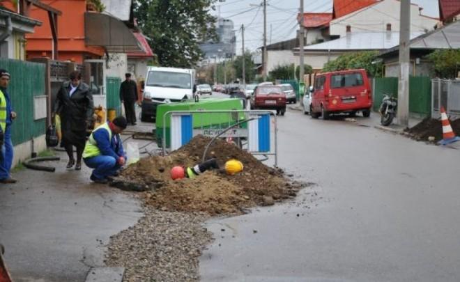 Apa Nova întrerupe alimentarea cu APĂ POTABILĂ pe mai multe străzi din Ploieşti