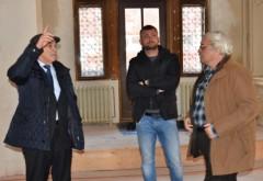 Preşedintele CJ Prahova a vizitat şantierul de la Muzeul Ceasului. Vezi în ce stadiu se află FOTO