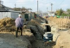 Încep lucrările de canalizare pe 20 de străzi din Ploiești