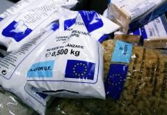Alimentele de la UE rămase în stoc, REDISTRIBUITE ploieştenilor în martie