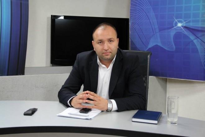 PRIMUL INTERVIU cu PRIMARUL interimar al Ploieştiului, Raul Petrescu EXCLUSIV