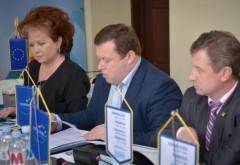 Consilierul judeţean Ludmila Sfârloagă a participat la Forumul Președinților Euroregiunii Siret-Prut-Nistru