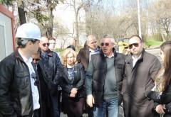 Primarul Teodorescu și consilierii locali, în vizită pe șantierele din Ploiești. Care este stadiul lucrărilor