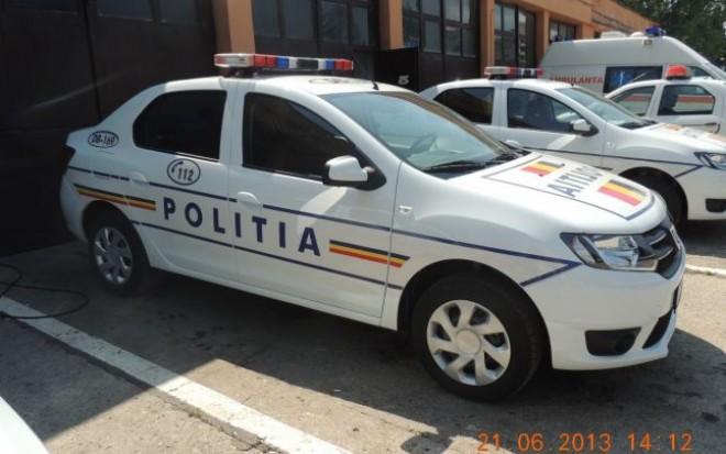 IPJ Prahova a primit 36 de autospeciale noi