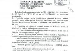 """Bataie de joc! 100.000 de euro din banii ploiestenilor s-au IROSIT pe un """"proiect"""" care nu se va REALIZA"""