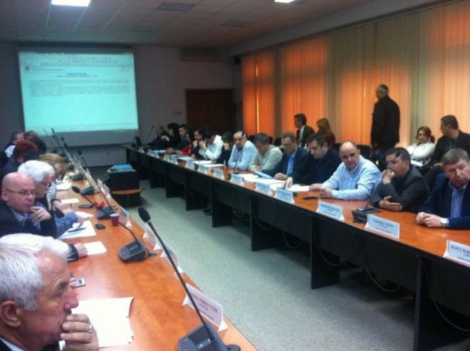 Şedinţă ordinară la Consiliul Judeţean Prahova