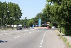 Sensurile giratorii de pe DN1B, din Bucov, sunt gata. Uite cum arată FOTO