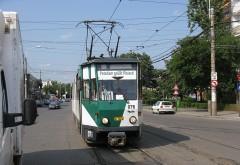 Cand vor fi gata lucrarile la linia de tramvai 101