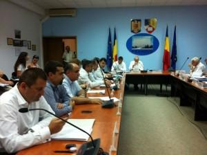 Consiliul Judetean Prahova, convocat în şedinţă de îndată