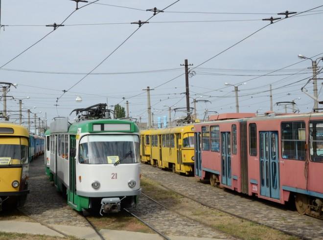 Primăria Ploieşti achiziţionează 10 tramvaie second-hand