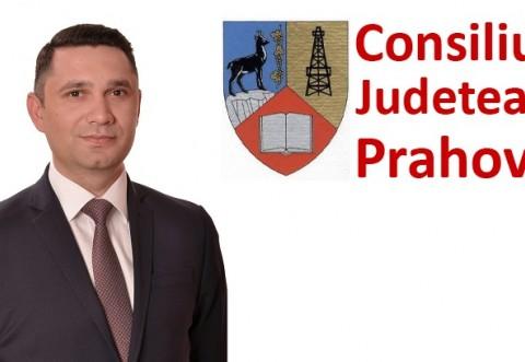 Bogdan Toader (PSD) este noul presedinte al Consiliului Judetean Prahova