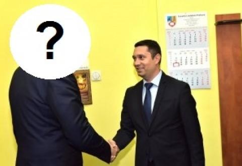 EL este noul consilier personal al presedintelui CJ Prahova, Bogdan Toader