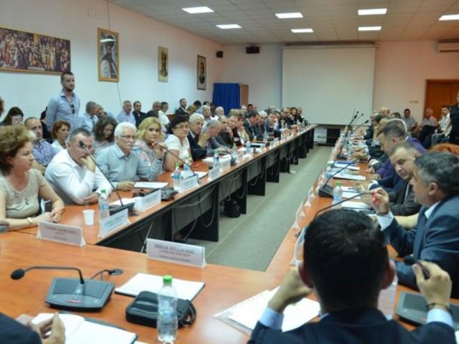 Consiliul Local Ploiești, convocat în sedinta extraordinara. Vezi aici proiectele de pe ordinea de zi
