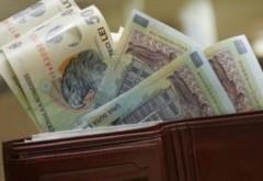 Avalașă de creșteri salariale în sistemul bugetar