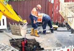 Lucrările de reabilitare și extindere a sistemului de canalizare din Breaza, un PERICOL PUBLIC