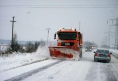 Prahova nu are contract de deszăpezire pentru drumurile naţionale