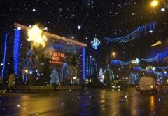 Cât plăteşte Primăria Ploieşti pentru iluminatul festiv din acest an