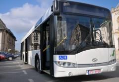 50 de autobuze noi vor fi cumpărate în leasing pentru TCE Ploieşti