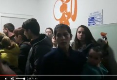 Numai parinte sa nu fii in orasul condus de Adrian Dobre! Peste 60 de copii așteaptă pe holurile Spitalului de Pediatrie!