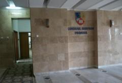 Şedinţă extraordinară la Consiliul Judeţean Prahova
