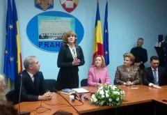 """Prefectura Prahova, """"dominată"""" de femei"""