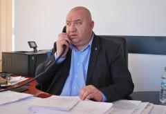Viceprimarul Ganea, discutii concrete cu vicepremierul Sevil Shhaideh pentru contruirea unui bazin olimpic la Ploiesti