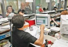 Funcţionarii publici vor primi un spor de stres de 50 la sută din salariul