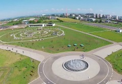 S-a prins si Primaria ca Parcul Municipal are nevoie de sistem de IRIGATII!