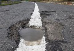 HALUCINANT! Toate strazile din Ploiesti arata ca dupa bombardament, dar Primaria a semnat contractul pentru marcajele rutiere!