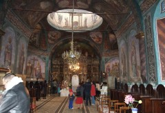 Picturile lui Grigorescu din Mănăstirea Zamfira, salvate de Consiliul Judeţean Prahova