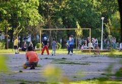 """Primaria Ploiesti vrea sa reconfigureze Parcul """"Andrei Muresanu"""""""