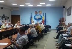 Ce s-a discutat la intalnirea dintre primarul Adrian Dobre si reprezentantii UAP-urilor