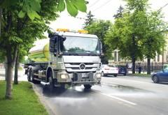 Blocaj în licitaţiile pentru curăţenie căi publice, deszăpezire şi dezinsecţie la Ploieşti