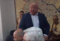 Viceprimarul Ganea i-a pus la punct pe consilieri, in sedinta de azi