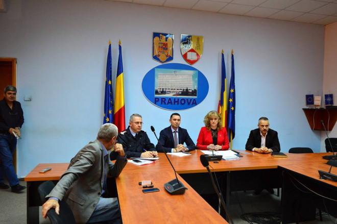 Ne pregatim pentru iarna! Prefectul Madalina Lupea a convocat in sedintã Comitetul Județean pentru Situații de Urgență Prahova