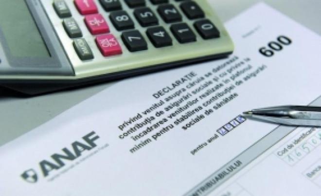 O celebră firmă de audit îi dă o mare lovitură Fiscului: 'ANAF nu poate emite deciziile de impunere în cazul Declaraţiei 600 fără declaraţia contribuabilului'