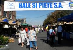 Hale şi Pieţe SA Ploieşti primeşte 18 milioane de lei pentru reconstrucţia pieţei centrale