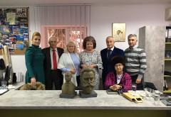 """Comitetul """"Centenar"""" a stabilit calendarul dezvelirii busturilor ce vor fi amplasate in Parcul Bucov. Care vor fi primele doua monumente"""