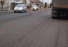 Atentie, soferi! Incepe asfaltarea pe strada Marasesti