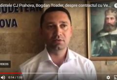 Noi discuţii pe tema contractului cu Veolia Energie. Reacţia preşedintelui Toader şi a primarului Dobre VIDEO