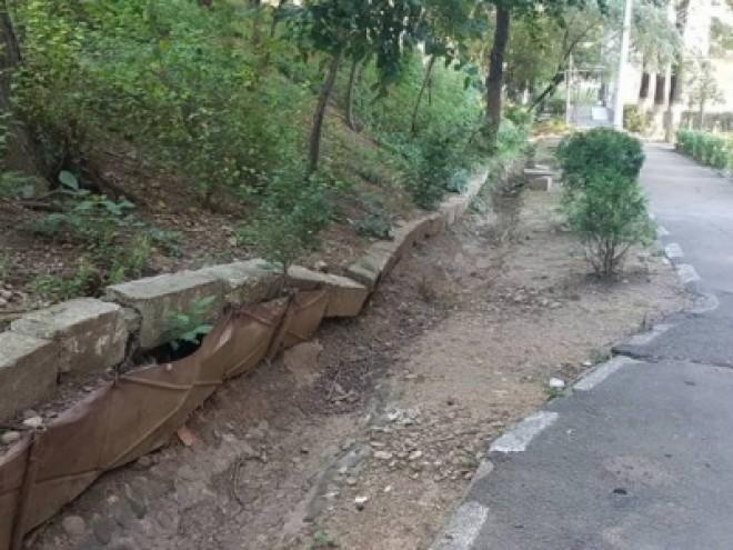Primăria Ploiești caută diriginte de șantier pentru lucrările de consolidare a versantului de pe str. Andrei Mureșanu