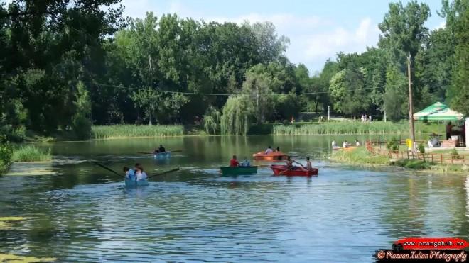 """Administratia Parcului """"Constantin Stere"""" Bucov nu se supune procedurii de evaluare a impactului asupra mediului, in proiectul amenajarii lacului cu plaja"""