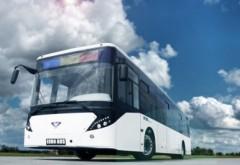 Primele autobuze nou-noute vor ajunge in Ploiesti in decembrie