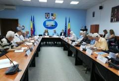 Dezbatere pe legea pensiilor, la Prefectura Prahova