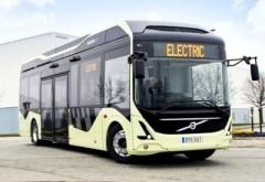 Primăriile pot depune, din octombrie, dosarele pentru achiziţia de autobuze mai puţin poluante